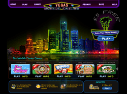 Vegasas Mobile Casino