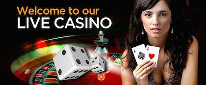 TopSlotSite Live Casino Bonus
