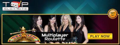 TopSlotSite Multi Player Roulette