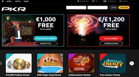 Pkr Casino Games
