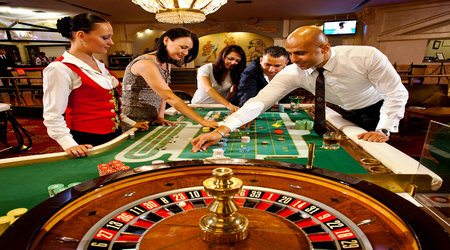 Try Your Luck at Casino Games