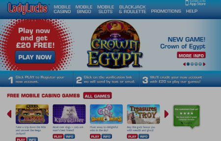 Mobile Casino Amazing Slots
