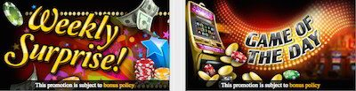 Mail Casino Deposit Match Welcome Bonus
