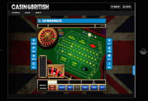 British Roulette Casino Online