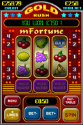 Play Gold Rush Mobile Slot Game