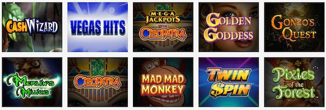 bgo Vegas Slots