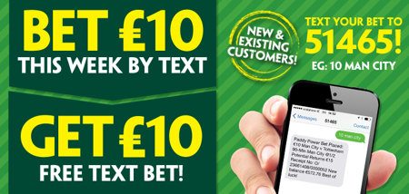Pay by Mobile Text