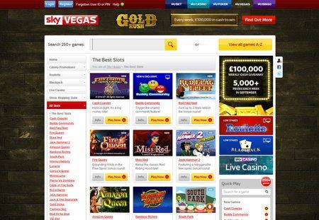 Permanent Gambling Destination