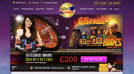 Top Mobile Casino Bonuses At Lucks Casino