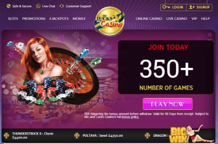 UK Slots Online Casino