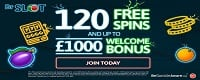 Dr Slot Bonus No Deposit | Get 20 Free Spins | Play Super Fruit Bandit