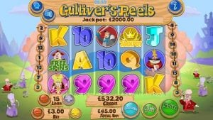 real money online slots game